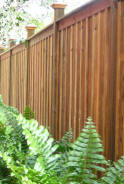 Custom Wood Fencing Orlando